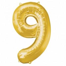 9 Gold Foil