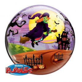 Bubble Balloon – Witch