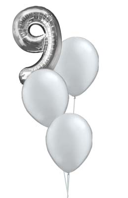 9 Silver Bouquet Prices  from