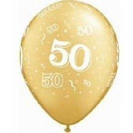 50th Gold