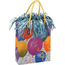 Balloons Gift Bag Weight