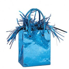 Light Blue Gift Bag Weight