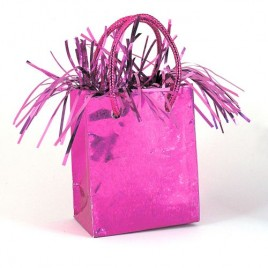Dark Pink Gift Bag Weight