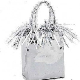 Silver Gift Bag Weight