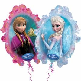 Frozen Shaped Foil