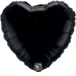 Black Heart Foil