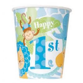 Paper Cups Boy