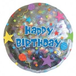 Confetti Happy Birthday