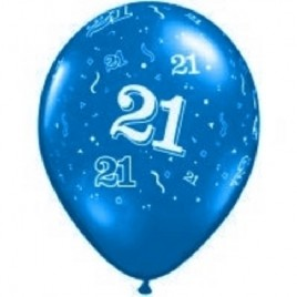 21st Blue 6Pk