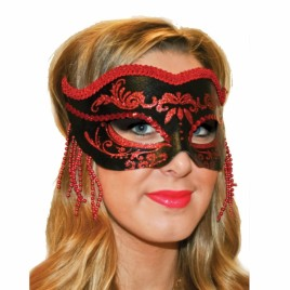 Eye Mask – Red