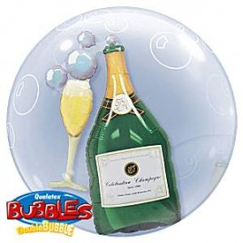 Champagne Double Bubble