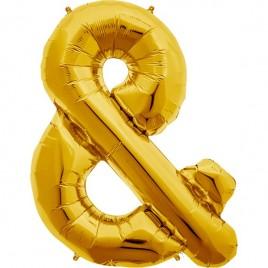 &  Gold Foil