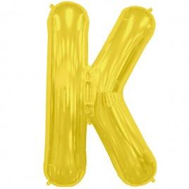 K Gold LetterFoil