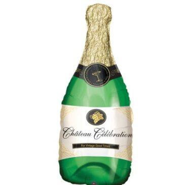 Champagne Bottle 36″