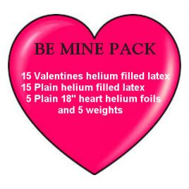 BE MINE PACK