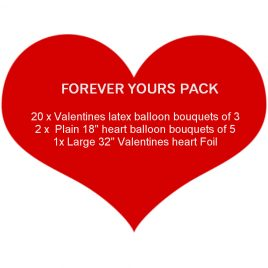 FOREVER YOURS PACK
