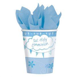 Communion Boy Cups
