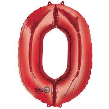 Red Balloon Number 0