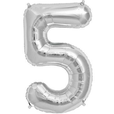 Silver 34in #5