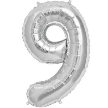 Silver 34in #9