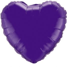 Purple Heart Foil