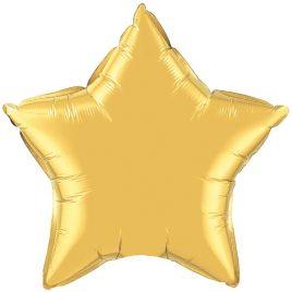 Gold Star Foil