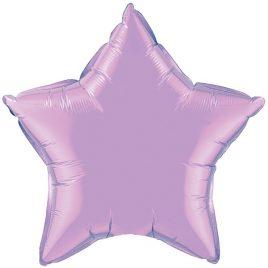 Lavender Star Foil