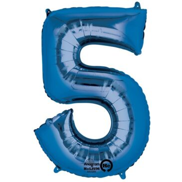 Blue 34in #5