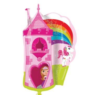 Unicorn Castle 31″