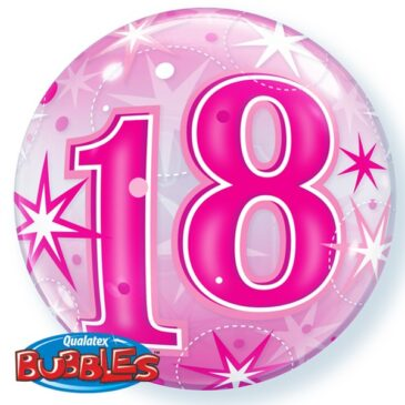 Age – 18 Pink