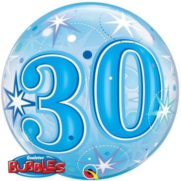 Age – 30 Blue