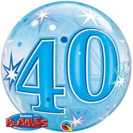 Age – 40 Blue