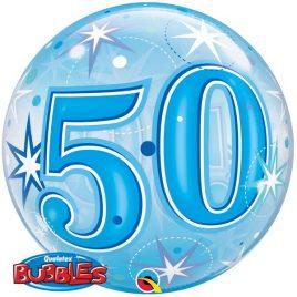 Age – 50 Blue