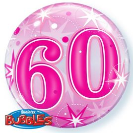 Age – 60 Pink