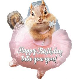 Chipmunk Birthday