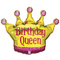 Birthday Queen 36″
