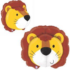 3D Lion 30″