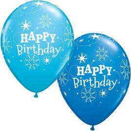 Sparkle Birthday – Blue