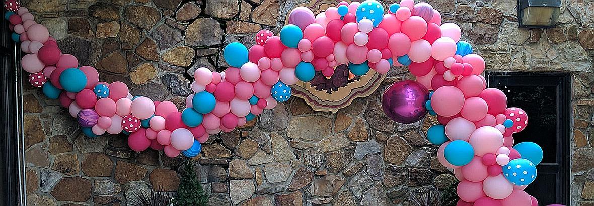 Organic Balloon Arch 1180×410