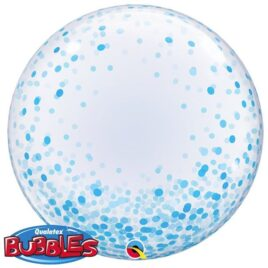 Blue 24in Bubble