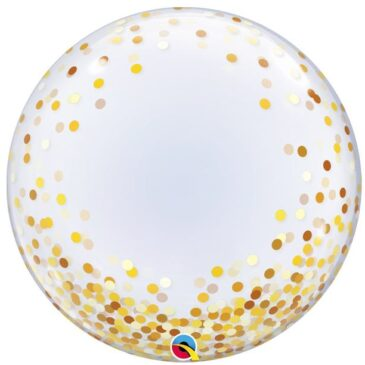 Gold 24in Bubble