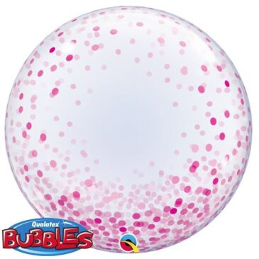 Pink 24in Bubble