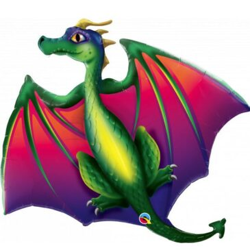 Dragon 45″