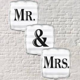 0804 Wedding Mr/Mrs Bouquet