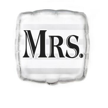 """Mrs"" Wedding"