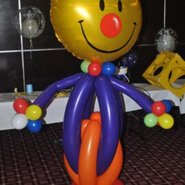 Clown Sculpture