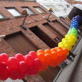 Pride, Rainbow Swag