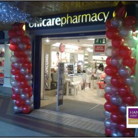 Columns - Unicare Pharmacy