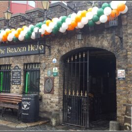 St Patrick's Day, Brazen Head