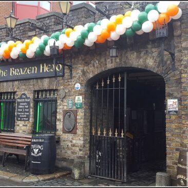St Patrick's Day, Brazen Head